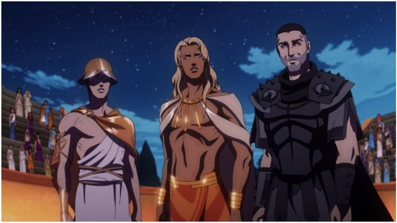 Blood of Zeus Season 2 release date and cast latest: When is it coming out?