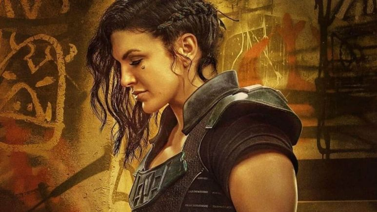 Lucasfilm fires Gina Carano from Star Wars' The Mandalorian