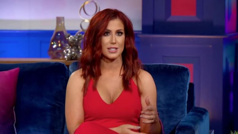 Chelsea Houska on the Teen Mom 2 reunion.