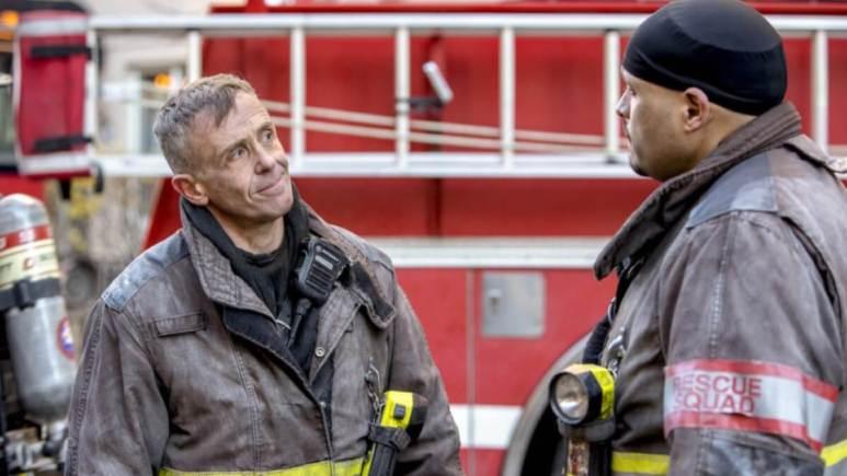 Chicago Fire Cast Season 9