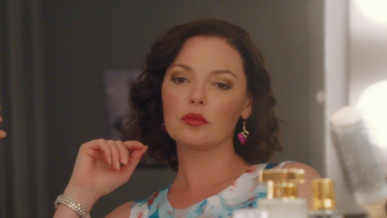 Katherine Heigl as Tully in Firefly Lane.