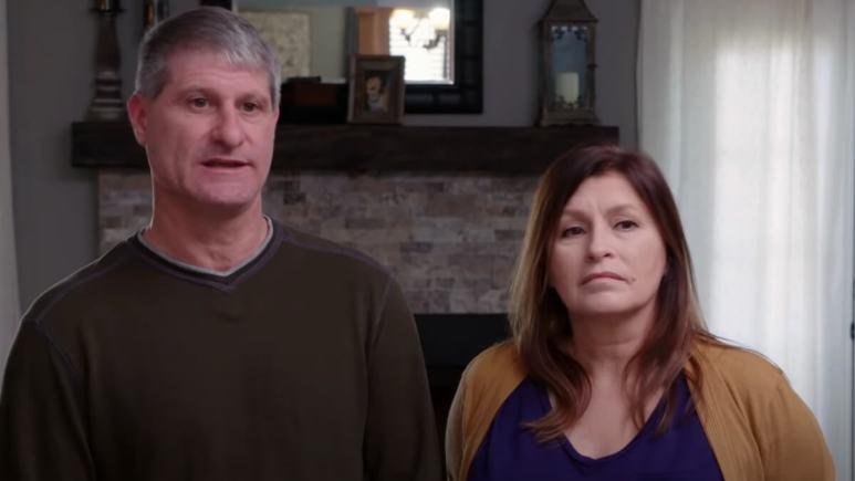 Jovi parents Gwen and Monty dufren