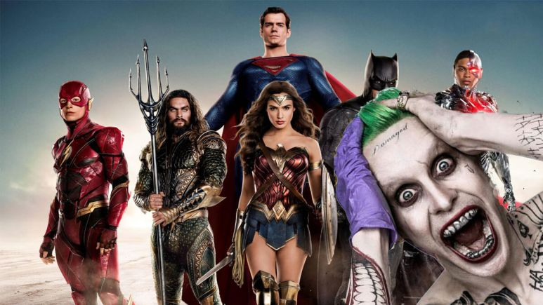 The Joker is in Zack Snyder's Justice League