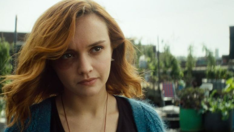 Olivia Cooke stared as Samantha in the movie Ready Player One