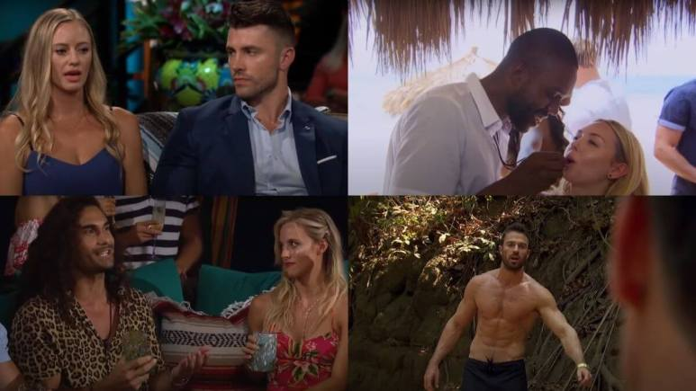 9 of the most memorable moments in Bachelor in Paradise history