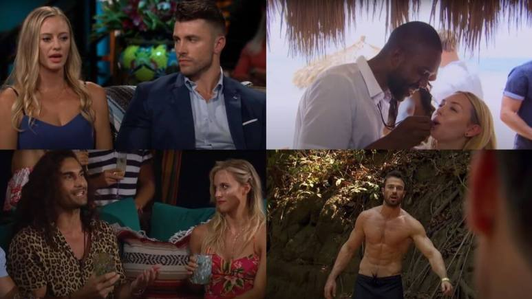 The most memorable moments in Bachelor in Paradise history