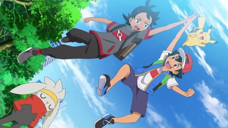 Pokemon Journeys Season 5