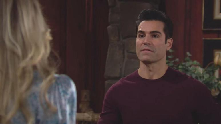 The Young and the Restless spoilers tease trouble for Sharon and Rey.