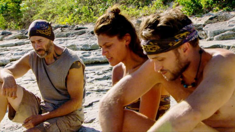 Survivor 40 Cast In Action