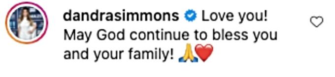 D'Andra Simmons shows love to Brandi Redmond
