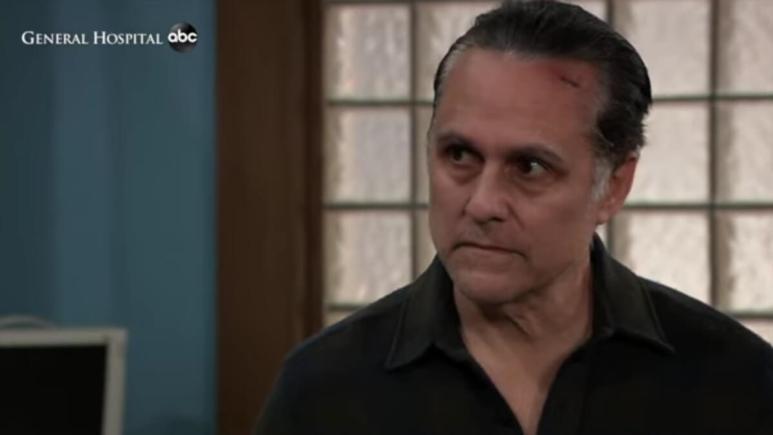 Maurice Benard as Sonny on General Hospital.