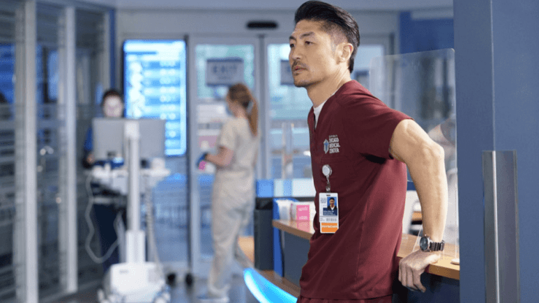 Tee As Choi Chicago Med S6 E7