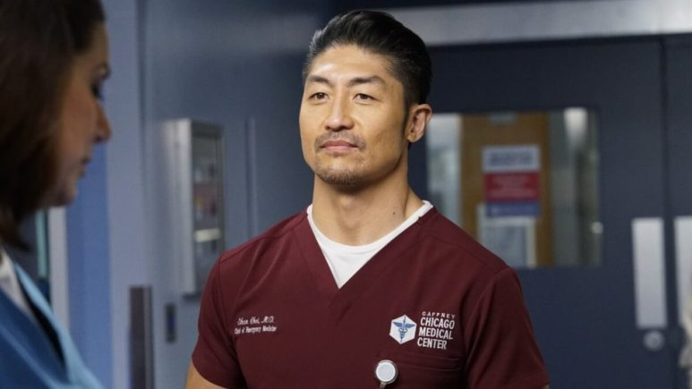 Tee As Choi Chicago Med