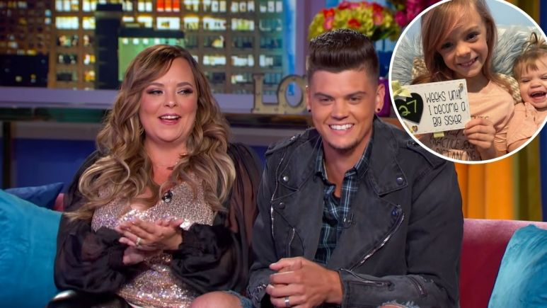 Catelynn Lowell announces pregnancy
