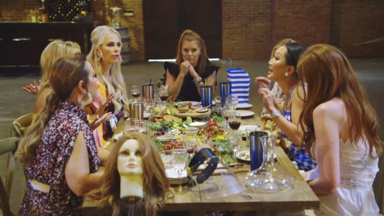 RHOD newbie Tiffany Moon talks feeling like an outsider among her castmates