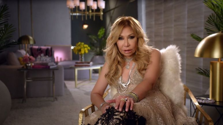 Bling Empire matriarch Anna Shay says she didn't know what to do with her Netflix pay.