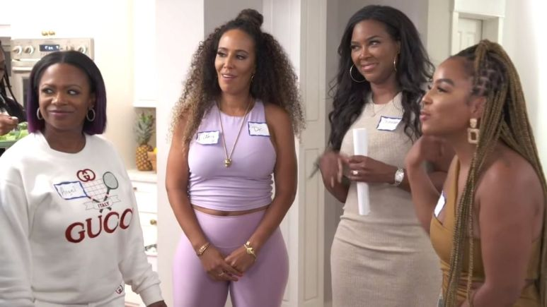 RHOA Cynthia Bailey says castmates were justified in being upset with Kenya Moore
