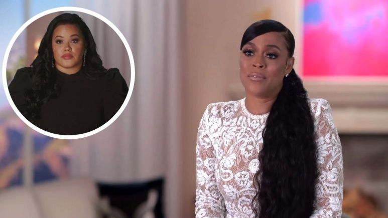 Basketball Wives star Shaunie O'Neal says newbie Liza Morales has quite a story to share with viewers