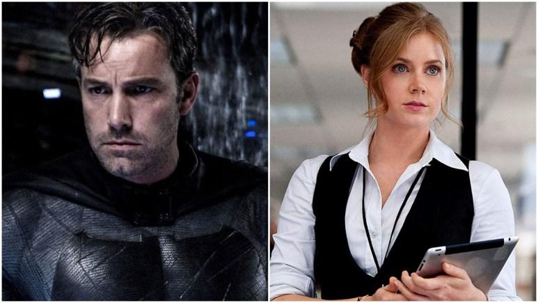 Zack Snyder wanted a Batman/Lois Lane romance for Justice League