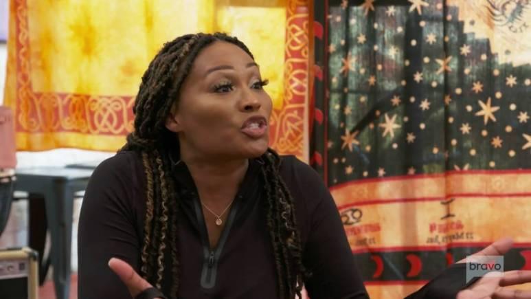 Cynthia Bailey relates to Drew Sidora's Season 1 struggles.