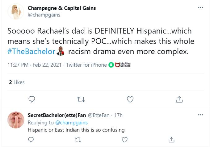 One wonders how Darrell's ethnicity affects the controversy.