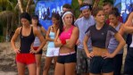 competitors on the island season of the challenge