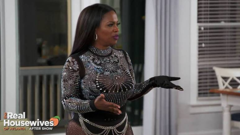 Kandi Burruss and Porsha Williams state their cases for why they turned the cameras off.