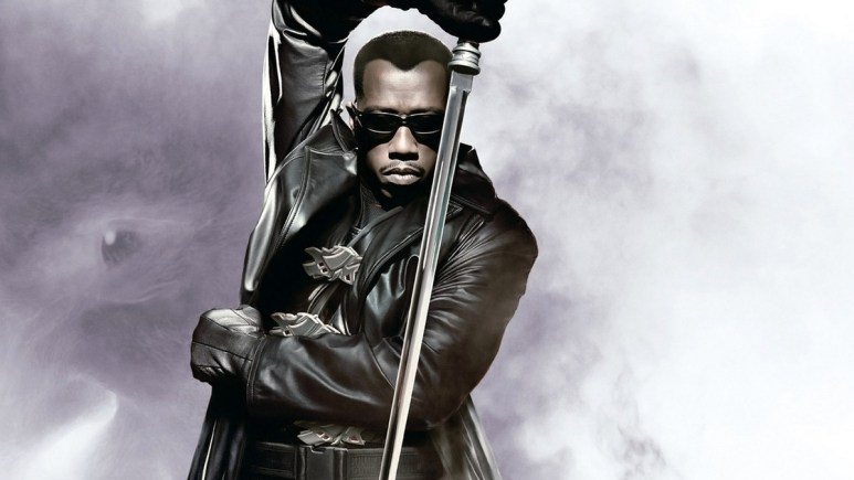 Marvel Studios' Blade writer confirmed Poster.