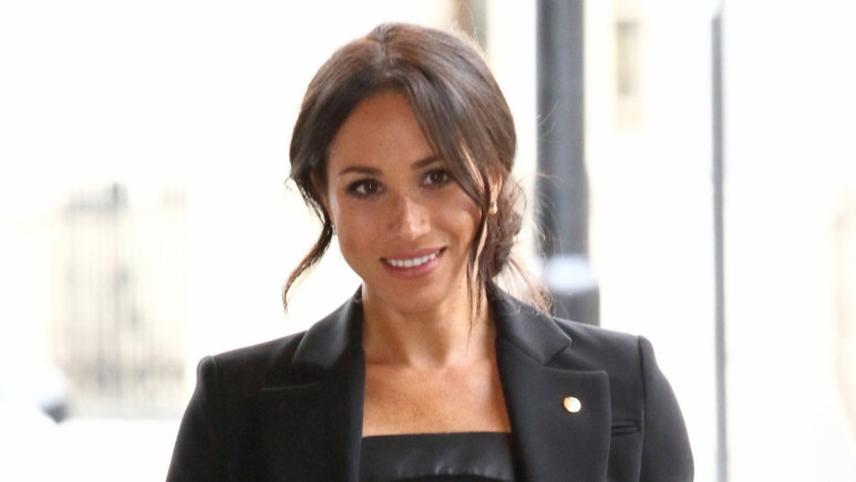 Meghan Markle at a Royal event