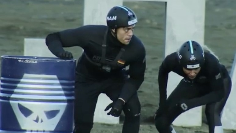 the challenge rookies nam vo and lolo jones ready in episode 10 mission