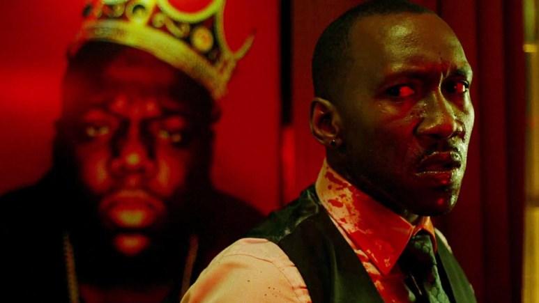 Wesley Snipes in Blade reboot Ali.