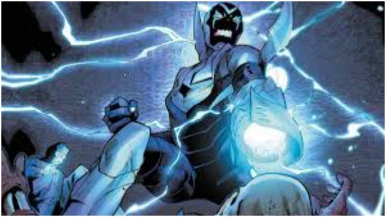 Angel Manuel Soto to direct DCEU Blue Beetle movie