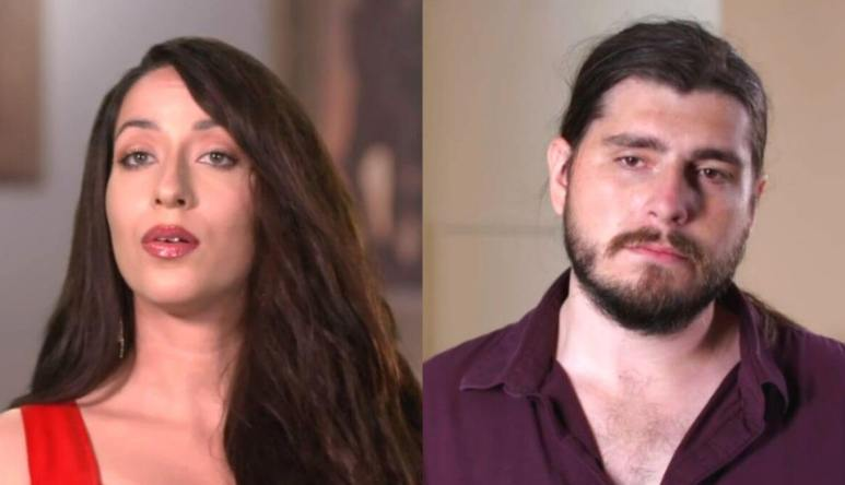 Amira and Andrew from 90 Day Fiance