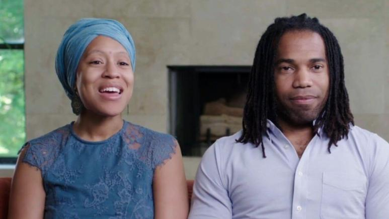 Ashley and Dimitri Snowden of Seeking Sister Wife
