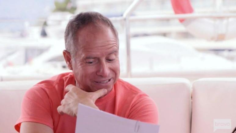 Captain Glenn Shephard gets real about a new crew on Below Deck Sailing Yacht.