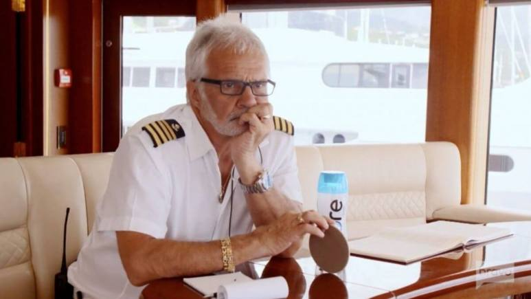 Captain Lee Rosbach spills how he got roped into being on Below Deck.