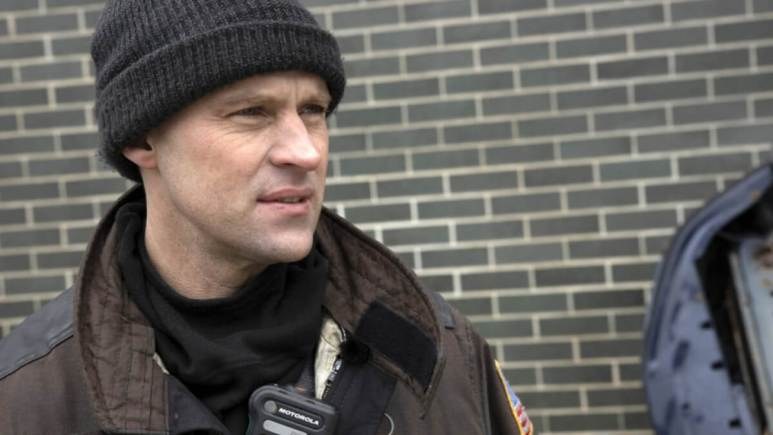 Casey On Chicago Fire