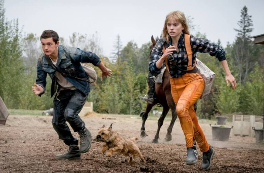 Chaos Walking review: No one escapes The Noise