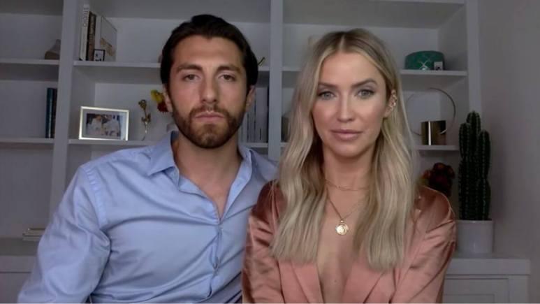 Jason Tartick and Kaitlyn Bristowe