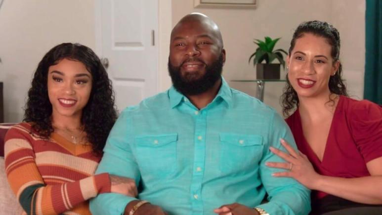 Kaleh, Jarod and Vanessa Clark of Seeking Sister Wives