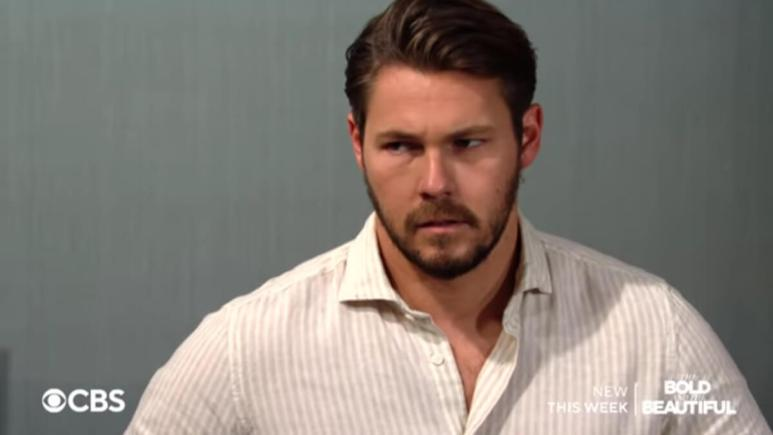 Scott Clifton as Liam on The Bold and the Beautiful.