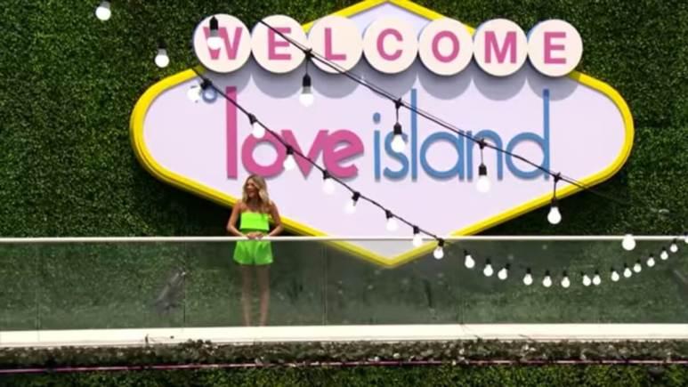 Love Island Season 2 villa.
