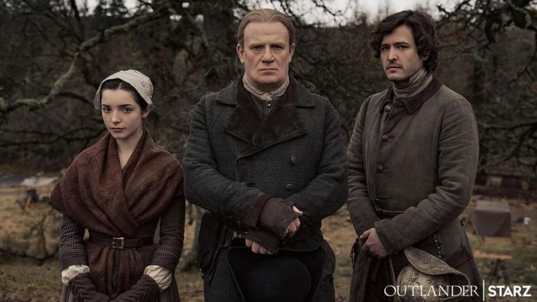 Mark Lewis Jones, Alexander Vlahos, and Jessica Reynolds will feature as the Christies in Season 6 of Starz's Outlander