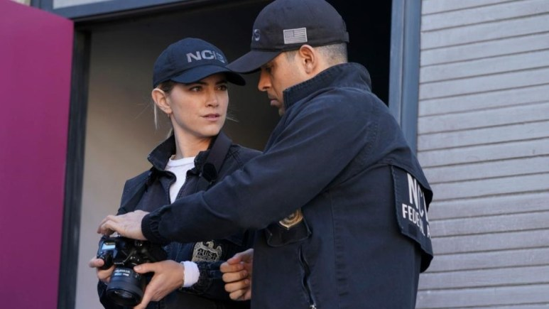 NCIS Winter Chill Episode