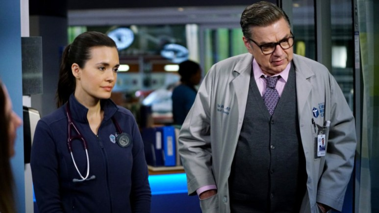 Natalie And Charles Chicago Med