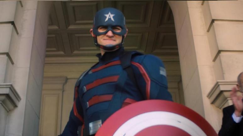 New Captain America John Walker