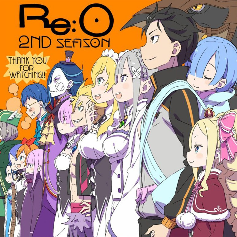 Re Zero 50