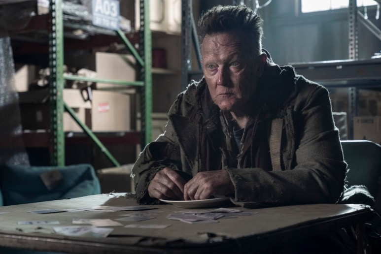 Robert Patrick as Mays, as seen in Episode 19 of AMC's The Walking Dead Season 10C