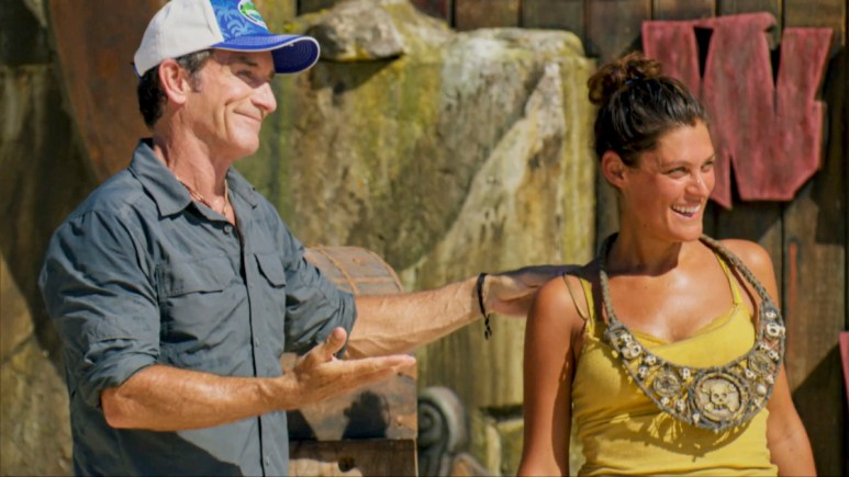 Survivor 40 Jeff Probst