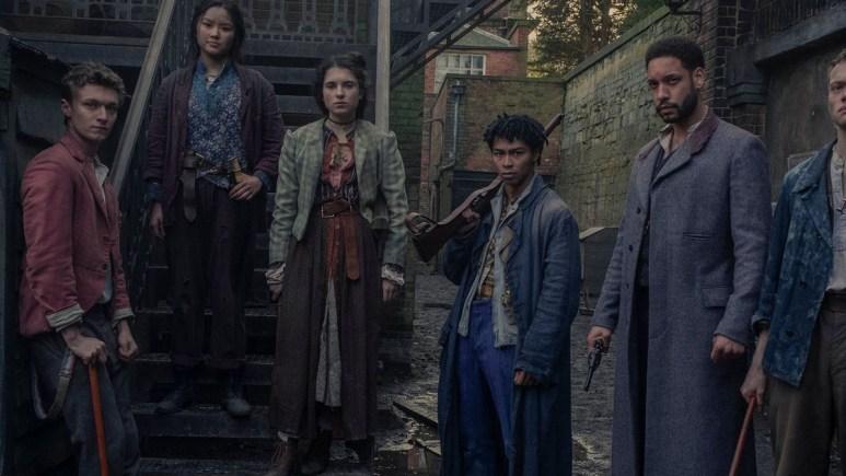 Netflix's The Irregulars already renewed for a second season